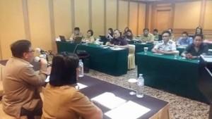Buka Evaluasi Penyusunan LKIP, Sekda Liwe: Kabupaten Mitra Harus Naik Peringkat B