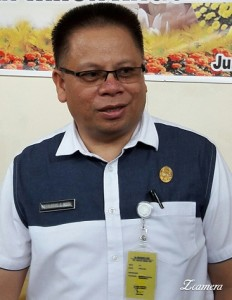 Drs Gerardus E Mogi, Kepala BKD Kota Tomohon
