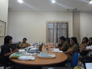 Pembahasan di Komisi I