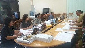 Pembahasan di Komisi III