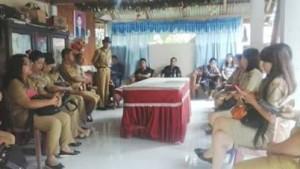 Sangian Kukuhkan Kelompok Tani 'Berkat Tani' Desa Towuntu Timur