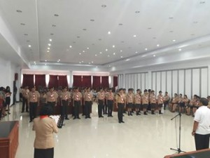 Gerakan Pramuka Kwarcab Minahasa, Raimuna Nasional ke XI,