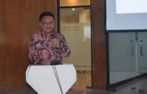 Wakil Wali Kota Bitung Ir Maurits Mantiri