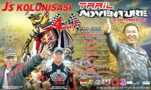 Trail Adventure ,  James Sumendap, JS Kolonisasi