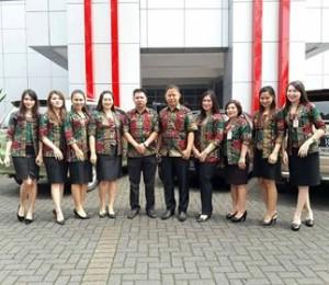 DR Olga Sajow-Singkoh M.Hum, Drs. Moudy Pangerapan,