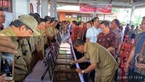 Proyek Fisik ADD, Kecamatan Eris, Lembean Timur