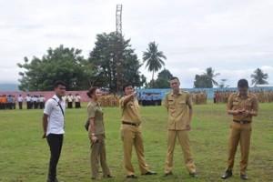 Sekretaris Kota Bitung, Drs Audy Pangemaman AP MSi,