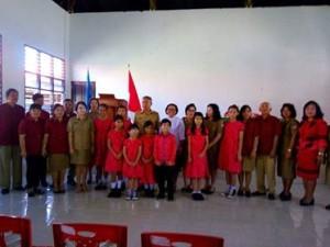 FLS2N Minahasa , FLS2N provinsi, Drs. Arody Tangkere,