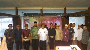 Muslim Minahasa , Komunitas Suara muslim Minahasa