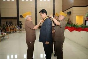Bintang Kehormatan LVRI, Mayjen. Purn. Saiful Sulun, Ketua DPP LVRI