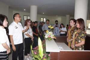 Pertama di Sulut, Tomohon Miliki Kantor Pusat Pelayanan Publik