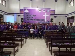 Konsultasi Pemuda GMIM ,Wilayah Tenga