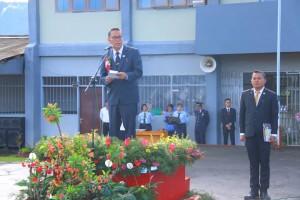 Wali Kota Tomohon Irup di Peringatan HUT ke-72 Proklamasi RI di Lapas Anak