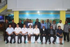DPRD Kabupaten Talimo, Wakil wali Kota dan Jajaran Pemkot Tomohon