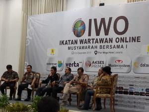Mubes IWO di Jakarta