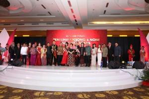 Ivan Purukan dan Keisy Mawey, Nyong dan Noni Sulut 2017