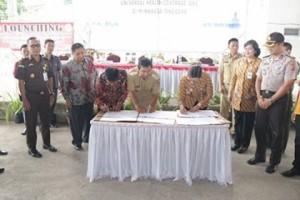 BPJS , Pemkab Mitra,Deputi Direksi BPJS Kesehatan, Lisa Nurela,