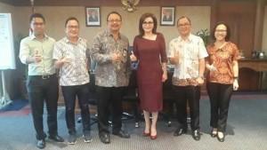 Bakal Jadikan Minsel Daerah Tujuan Wisata, Bupati CEP Minta Masukan Kementerian Pariwisata