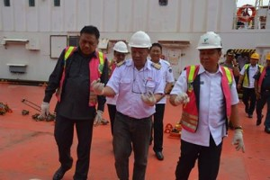 Buka Jalur Pelayaran Baru, Gubernur Sulut Apresiasi Walikota Bitung