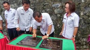 Bupati Canangkan Kampung KB di Desa Koka