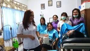 IVA Test,  TP-PKK Kota Bitung, Dra Khouni Lomban Rawung MSi,