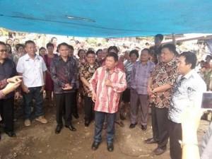 GMIM Zaitun Mundung , GPDI Eklesia Mundung, Olly Dondokambey SE,