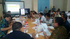 Rapat Pansus RPJMD DPRD Tomohon dengan Perangkat Daerah