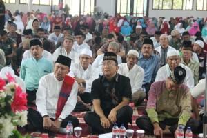Sekdaprov Sulut Hadiri Peringatan 1 Muharam 1439 H di Masjid Ahmad Yani Manado