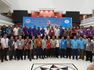 Pimpinan P/KB Sinode GMIM, Ketua Wilayah dan Ketua  P/KB Jemaat