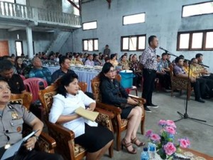 Kapolres Minsel, AKBP Arya Perdana SIK SH MSi,  Motoling Raya ,Kumelembuai