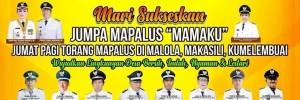 Kecamatan Kumelembuai ,Mapalus MaMaKu, Michael Kamang Waworuntu,