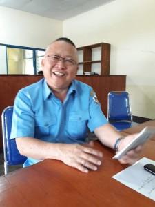 Marthen S Gosal ST, Direktur PDAM Kota Tomohon