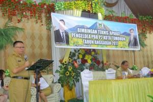 Maksimalkan Penagihan PBB-P2, Pemkot Tomohon akan Jemput Bola di Kelurahan-Kelurahan