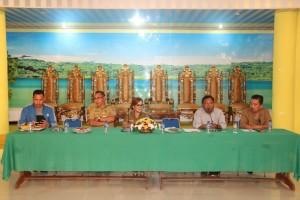 Rapat Panitia Porkot Tomohon 2017