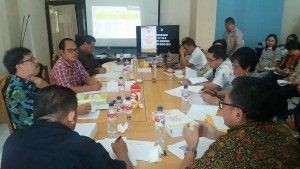 Pansus DPRD Tomohon Kebut Pembahasan Ranperda Perubahan RPJMD