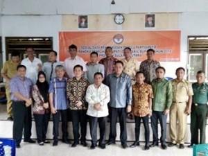 Bawaslu Provinsi Sulawesi Utara, Jhon Suak SE,  pilkada mitra 2018