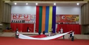 Launching Tahapan Pilbup, KPU minahasa