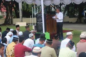 Idul Adha 1438 Hijriah, Franky Donny Wongkar