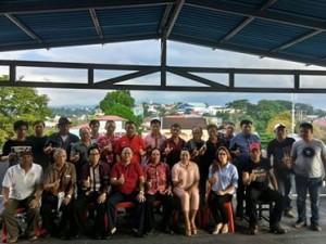 25 PAC PDIP Dukung JWS-JRK di Pilkada Minahasa 2018