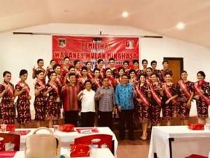 Waraney dan Wulan Minahasa 2017