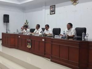 Bupati JWS Pimpin Rapat Dinas Bahas Sejumlah Agenda Penting