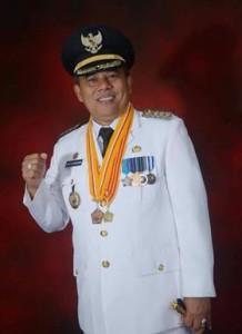 Bupati Minahasa Drs Jantje Wowiling Sajow Msi (JWS)