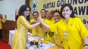 CEP Terpilih Aklamasi Ketua DPD Partai Golkar Sulut