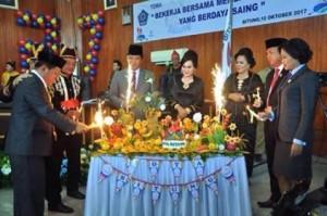 DPRD Gelar Rapat Paripurna Istimewa HUT Kota Bitung ke-27