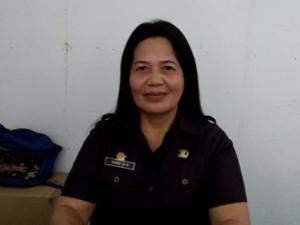 UMKM Minahasa Tenggara,  Dra Marie Makalow,Plaza Ratahan