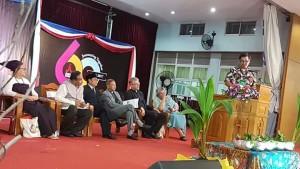 Tuan Rumah Konferensi Gereja Asia 2018