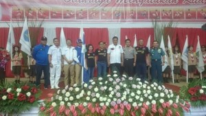 Gubernur OD Tutup Porprov ke-IX, Minahasa Runner Up, Manado Juara Umum