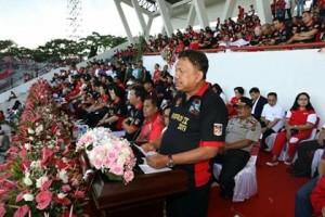 Porprov Sulut ke-IX , Porprov Sulut 2017