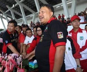 Porprov Sulut ke-IX , Porprov 2017