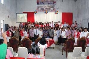 GPDI Imanuel Rasi, Pdt Dr Johny Weol,